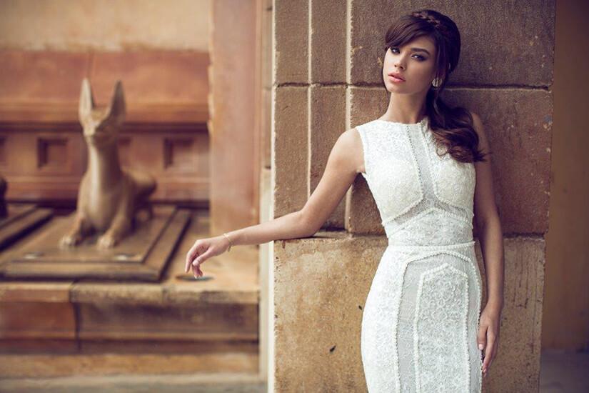 האם שמלת הכלה חייבת להיות לבנה