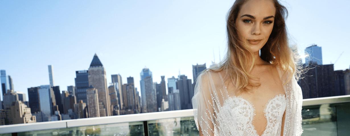 קולקציית שמלות כלה בוראנו 2018