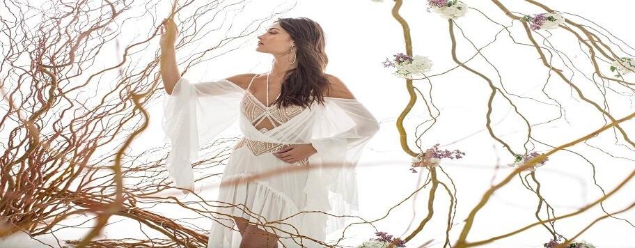 שמלות כלה מהאגדות: שלומית אזרד מציגה בניו יורק