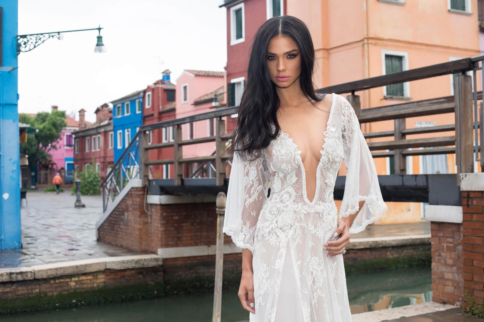 כלות צריכות יותר משתי שמלות באירוע
