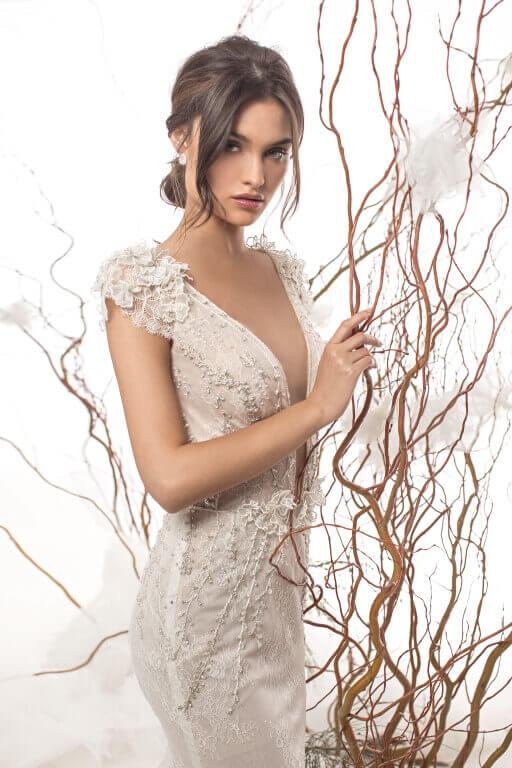 איך יוצרים שידוך בין השמלה ובין חליפת החתן?