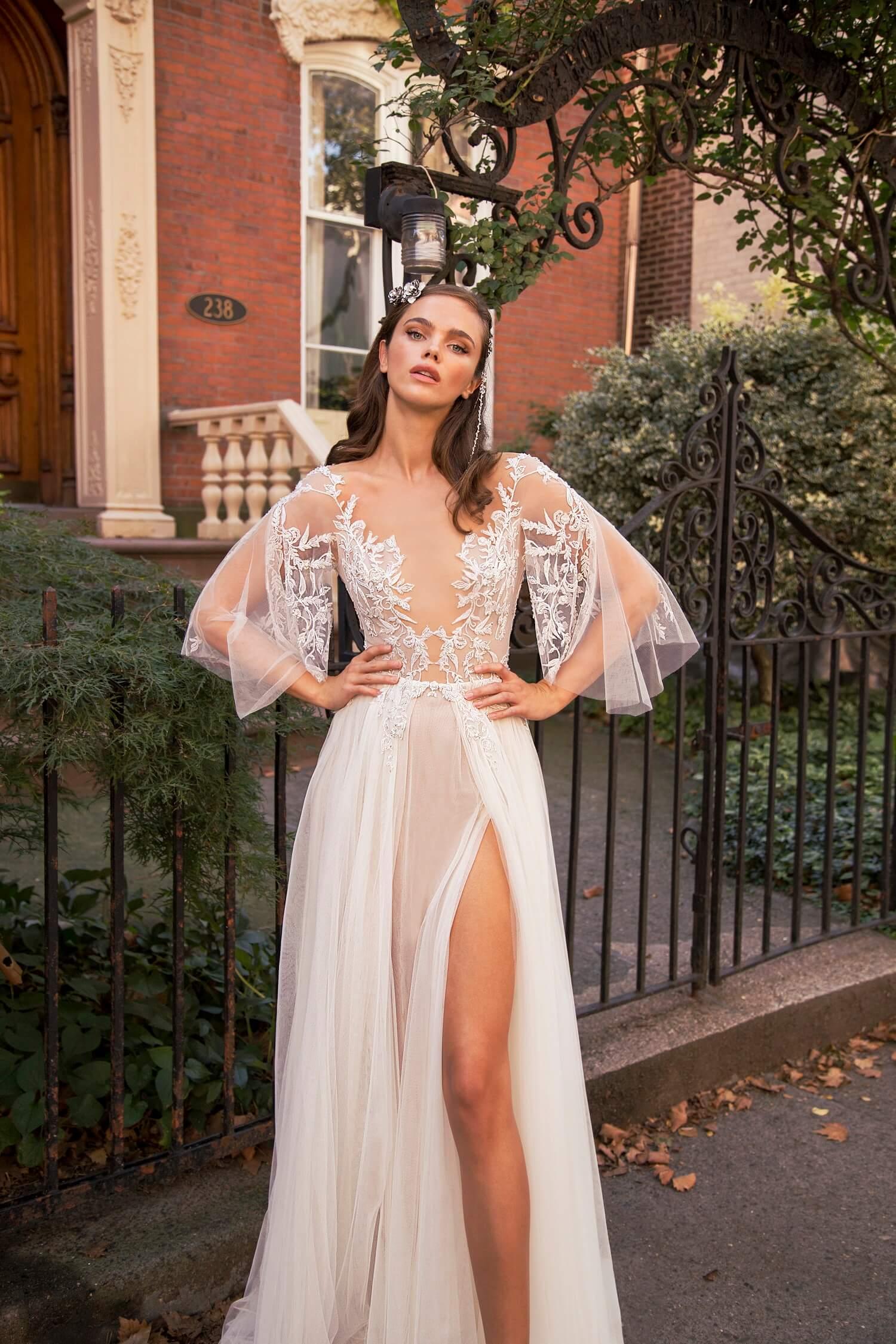שמלות כלה 2019