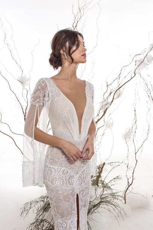 שמלות כלה - 2018